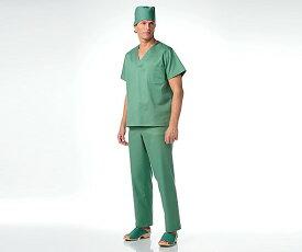 手術衣ズボン(スラックス) LL ネイビー 4562213046139