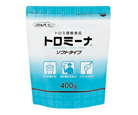 トロミーナ(とろみ調整食品)ソフトタイプ (400g入)4942223251202