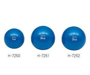 トーエイライト ソフトメディシンボール 2kg H-7251 4518891254588