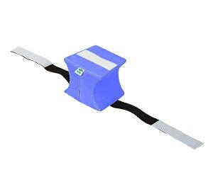 ポジションキープTB−1335−02 青  下肢架台・股関節枕