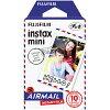 FUJIFILM instant camera instax mini Cheki film AIRMAIL 10sheets