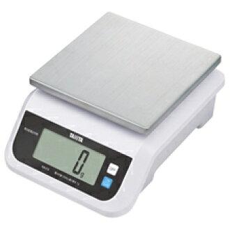 塔妮塔 (塔妮塔) 数字防水秤千瓦-210-WH (5 公斤白)