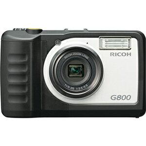 リコー現場仕様防水・防塵・業務用デジタルカメラRICOHG800【お取り寄せ】