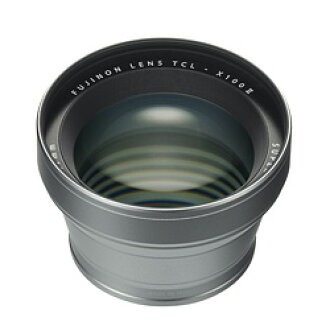 富士膠卷硅靶視像管版本透鏡TCL-X100II銀子(F TCL-X100S II)