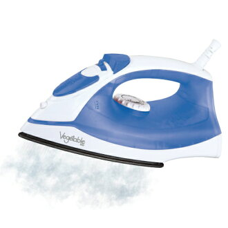Vegetable cleaning with steam iron GD-Si50