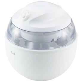 貝印 デザインにこだわったコンパクトサイズのアイスクリームメーカー kai DL5929