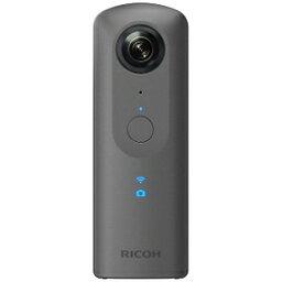 理光RICOH全天球拍攝數位相機THETA V(希它V)