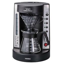 hario V60咖啡王電咖啡壺透明黑色HARIO EVCM-5TB