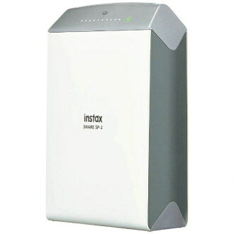 Fuji Film smahoprinter Smartphone de cheki instax SHARE SP-2 silver film 40 cards with
