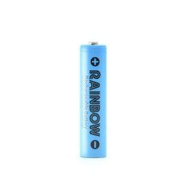 充電池 BPS RAINBOW 単4形充電池 ニッケル水素充電池(900mAh)BPS-4NIJI 1Pスカイブルー