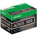 富士フィルム 黒白フィルム ネオパン100 ACROSII 35mm 36枚撮