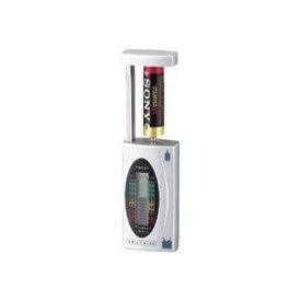 スマイルキッズ(旭電機化成) 電池の残量がわかる デジタル電池チェッカー ADC-05