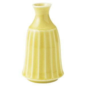 かすみ 黄 1合徳利 12cm 和食器 徳利 日本製 業務用 とっくり おちょこ ぐいのみ 徳利 猪口 盃 65-56165082