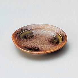 和食器 小皿 (信楽渕取3.0皿) 10cm 和食器 小皿 日本製 美濃焼 業務用 取り皿 プレート 小皿 豆皿 醤油皿 薬味皿 お菓子皿 漬物皿 プレート和食器 おしゃれ 美濃焼 和風 27-225-417-chi