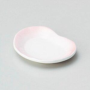 ピンク吹小皿 9cm 和食器 小皿 取り皿 プレート 日本製 美濃焼 強化 業務用 取り皿 豆皿 プチ皿 プレート デザート皿 しょうゆ皿 スパイス皿 和皿 和食屋 レストラン 27-227-637-ro