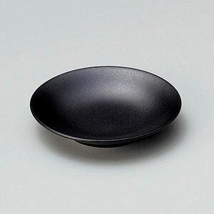 黒マット3.0寸皿 9.8cm 和食器 小皿 日本製 美濃焼 業務用 取り皿 豆皿 プチ皿 プレート デザート皿 しょうゆ皿 スパイス皿 和皿 和食屋 レストラン 取り皿 プレート 27-225-587-ne