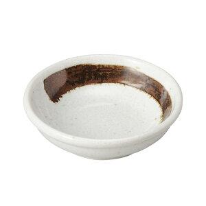 武蔵 8cm千代口 8cm 和食器 小皿 日本製 美濃焼 業務用 取り皿 豆皿 プチ皿 プレート デザート皿 しょうゆ皿 スパイス皿 和皿 和食屋 レストラン 取り皿 プレート 27-226-177-ya