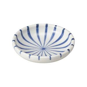 十草 2.5皿 7cm 和食器 小皿 日本製 美濃焼 業務用 取り皿 豆皿 プチ皿 プレート デザート皿 しょうゆ皿 スパイス皿 和皿 和食屋 レストラン 取り皿 プレート 27-227-227-chi