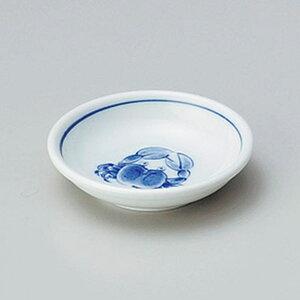 カニ厚口3.0皿 9cm 和食器 小皿 日本製 美濃焼 業務用 取り皿 豆皿 プチ皿 プレート デザート皿 しょうゆ皿 スパイス皿 和皿 和食屋 レストラン 取り皿 プレート 27-226-397-chi