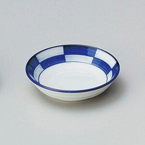 市松2.8皿 9cm 和食器 小皿 日本製 美濃焼 業務用 取り皿 豆皿 プチ皿 プレート デザート皿 しょうゆ皿 スパイス皿 和皿 和食屋 レストラン 取り皿 プレート 27-226-367-te