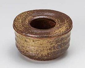 手造り灰吹き灰皿 和食器 灰皿 日本製 美濃焼 業務用 26-418-086-mi