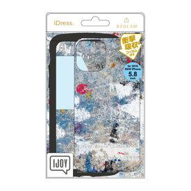 サンクレスト I33ABZ02(グランジブルー) iPhone11Pro用ケースBZGLAMIJOY