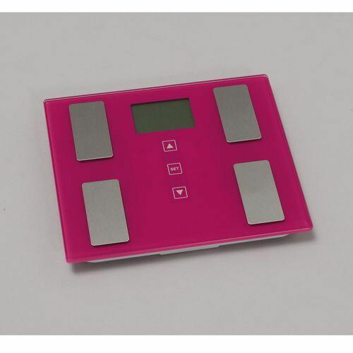 アイリスオーヤマ IMA-001(ピンク) 体組成計