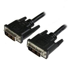 StarTech DVIMM3(ブラック) DVI-Dシングルリンクケーブル 0.9m