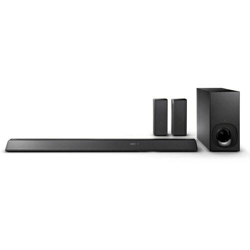 SONY ソニー 5.1ch ホームシアターシステム HT-RT5 Bluetooth対応 省スペース 4K信号スピーカーシステム