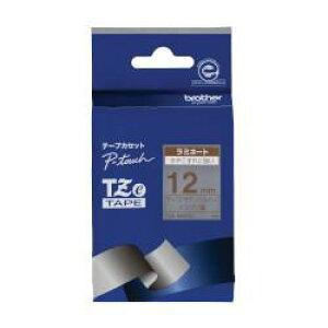ブラザー TZe-MQ934 ピータッチ おしゃれテープ 金文字/サテンシルバー(つや消し) 12mm