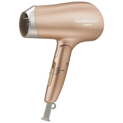 日立 HD-N700-N(ゴールド) ナノイオンドライヤー NANOSILKY(ナノシルキー)