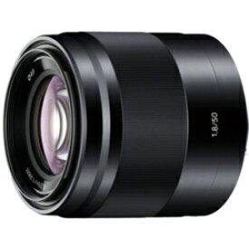 ソニー E 50mm F1.8 OSS(ブラック)