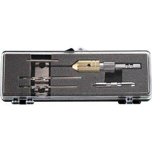 トラスコ中山 TDPV-3.2S 電動用ピンバイス ドリルドリルセット 0.1-3.2mm