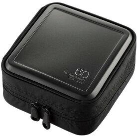 エレコム CCD-HB60BK(ブラック) Blu-ray・CD・DVD対応ファスナーケース 60枚