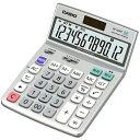 CASIO DF-120GT 特大表示電卓 12桁 マルチ換算タイプ