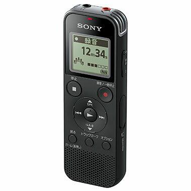 ソニー ICD-PX470F/B(ブラック) ICレコーダー 4GB