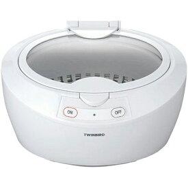 ツインバード工業 EC-4518W(ホワイト) 超音波洗浄器 EC4518W