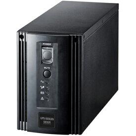 【長期保証付】サンワサプライ UPS-500UXN 小型無停電電源装置