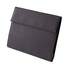 ナカバヤシ SZC-BIBA4BK(ブラック) スリムタブレットクラッチケース