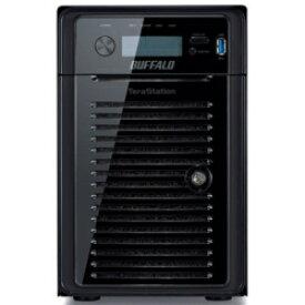 バッファロー WS5400DN04S6 テラステーションWSS Windows Storage Server 2016搭載 4TB 4ベイ