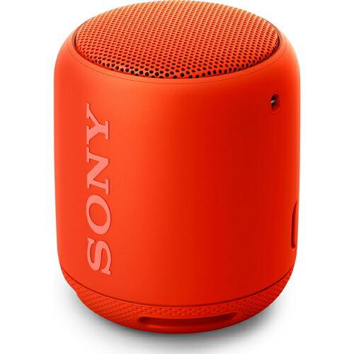 ソニー SRS-XB10-R(オレンジレッド) ワイヤレスポータブルスピーカー Bluetooth接続