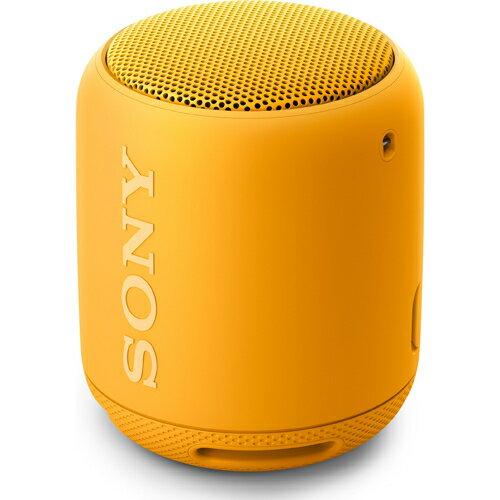 ソニー SRS-XB10-Y(イエロー) ワイヤレスポータブルスピーカー Bluetooth接続