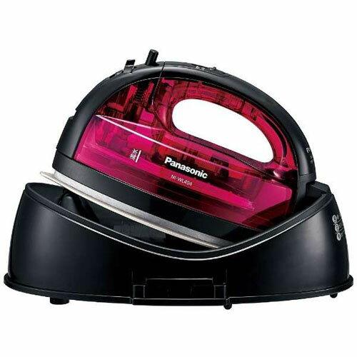 パナソニック NI-WL404-P(ピンク) カルル コードレススチームアイロン