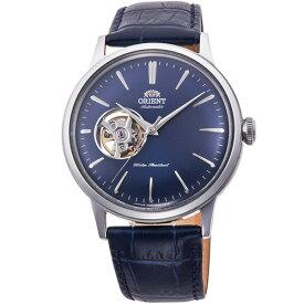 オリエント RN-AG0008L クラシック セミスケルトン 機械式時計 (メンズ)