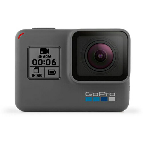 GoPro(ゴープロ) HERO6 Black 国内正規品 CHDHX-601-FW