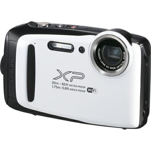 富士フイルム FinePix XP130(ホワイト)