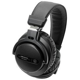 オーディオテクニカ ATH-PRO5X-BK(ブラック) DJヘッドホン
