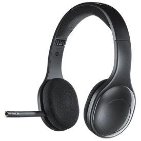 ロジクール H800R(ブラック) Bluetooth ワイヤレスヘッドセット