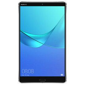 【長期保証付】HUAWEI MediaPad M5(スペースグレー) LTEモデル 8.4型 32GB SHT-AL09