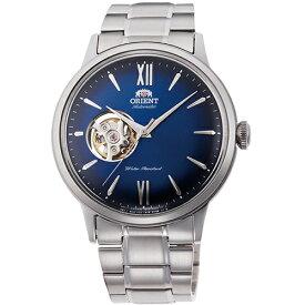 【長期保証付】オリエント RN-AG0017L クラシック セミスケルトン 機械式時計 (メンズ)